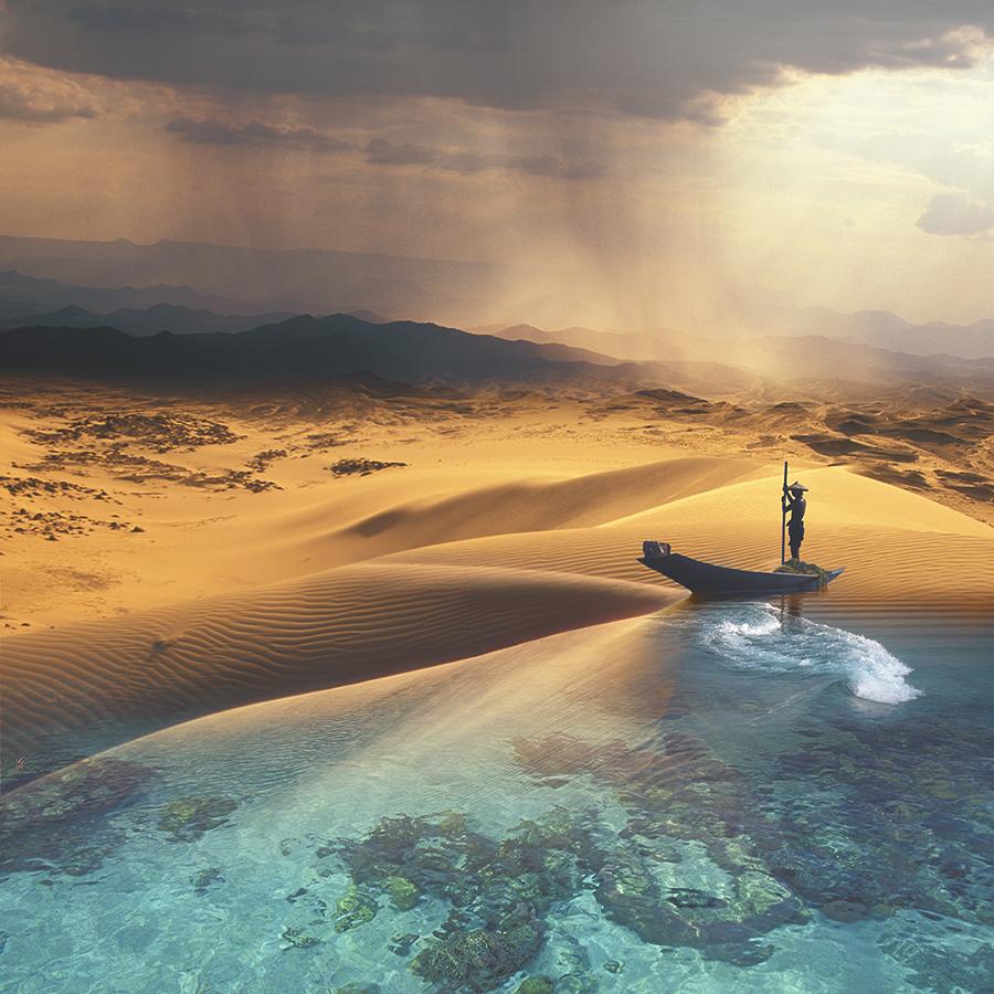 Desert ocean-02