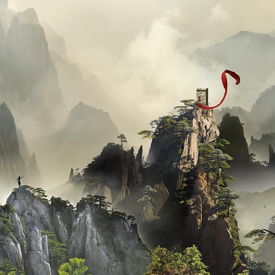 Le ruban du Hua Shan