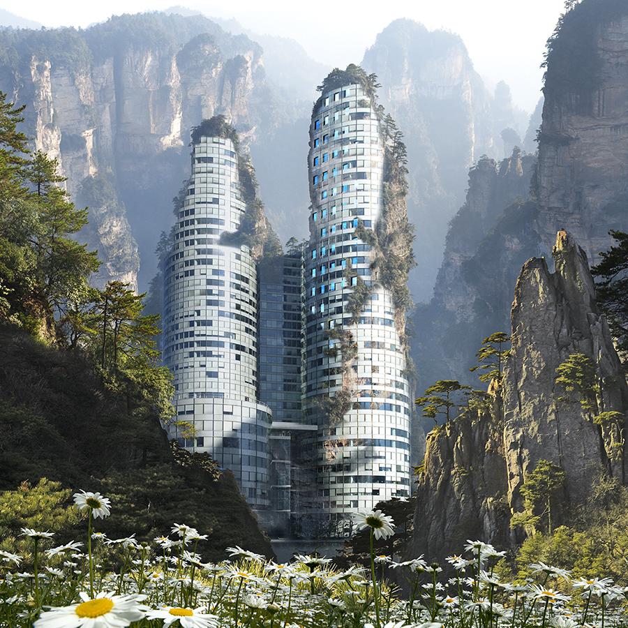 Huan shan paysage-04-b