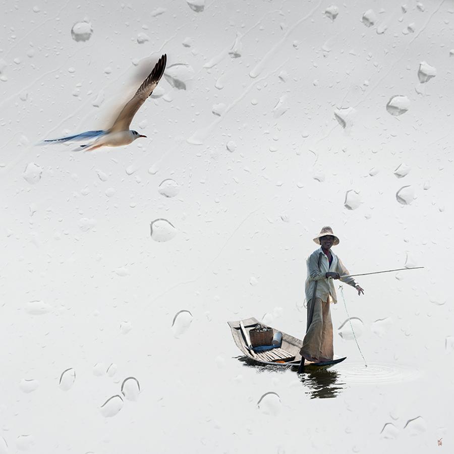Le pêcheur de Buée