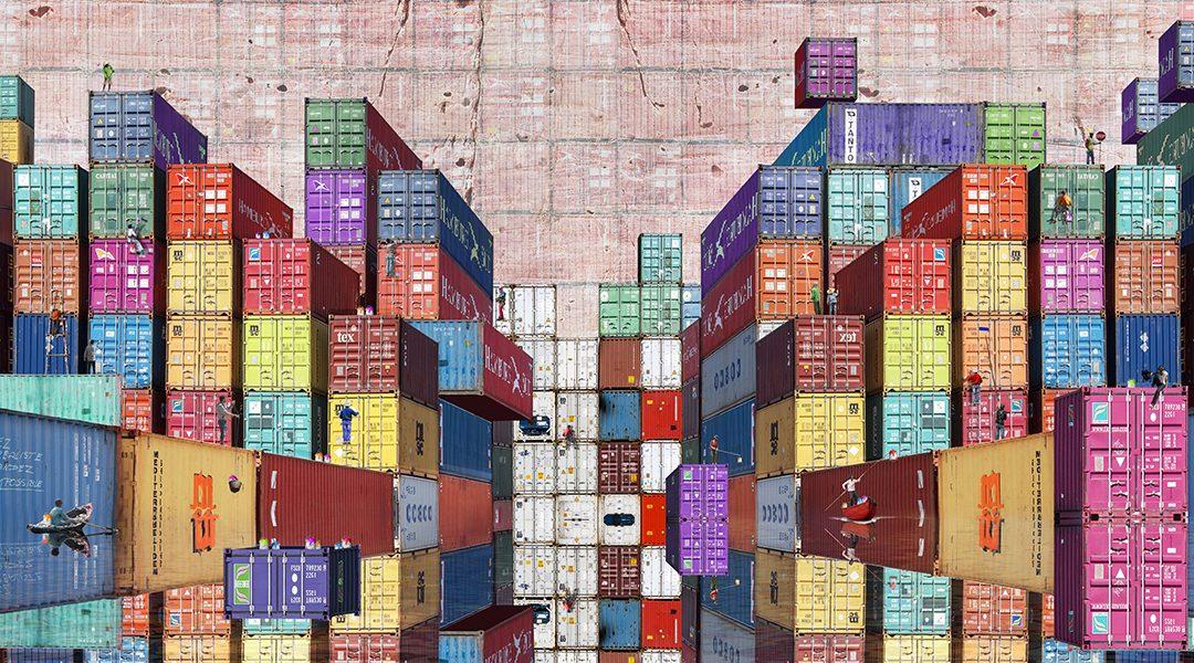 Histoire de containers : vrais faux miroir...,