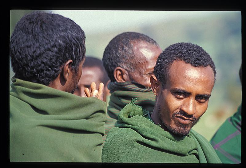 ETHIOPIE / Sources du Nil bleu
