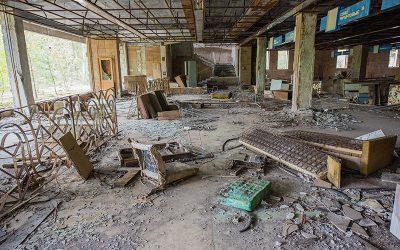 UKRAINE / Tchernobyl
