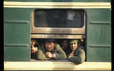 CHINE / route de la soie